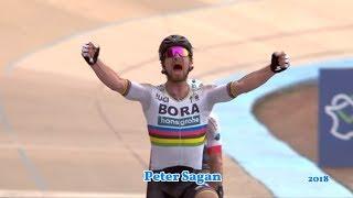 Paris-Roubaix Winners-2018 Peter Sagan-2014 Niki Terpstra