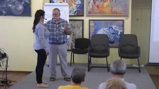 Мастер-Класс Введение-6 в Генеративный Коучинг | Ричард и Оксана Коннер | IAGC Russia TV