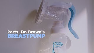 Parts Breastpump Dr. Brown's