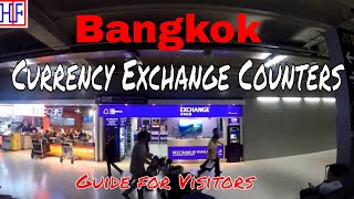Bangkok | Currency Exchange Counters Guide | Travel Guide | Episode# 4
