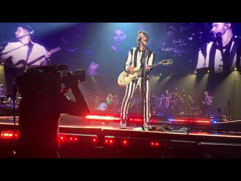 Jonas Brothers - Year 3000 - Happiness Begins Tour 2019 (Pit) Opening Night Miami