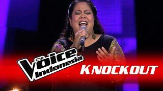 "Nancy Ponto ""Piece By Piece"" | Knockout | The Voice Indonesia 2016"