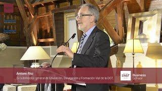 Jornada sobre el Permiso por Puntos – Ponencia de Antoni Riu
