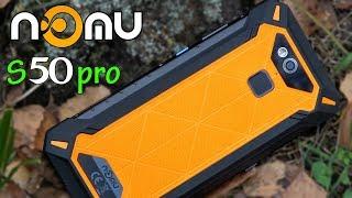 Смартфон NOMU S50pro ✔️ Лучший IP68 для АКТИВНЫХ ПОЛЬЗОВАТЕЛЕЙ