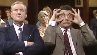 Eyes Peeled | Funny Clips | Mr Bean Official