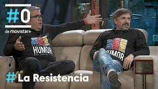 LA RESISTENCIA - Entrevista a Florentino Fernández y José Mota   #LaResistencia 24.02.2020