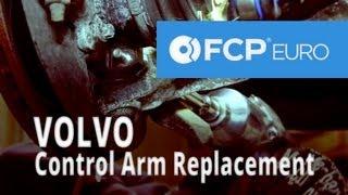 Volvo Control Arm Replacement (850 Meyle Heavy Duty)