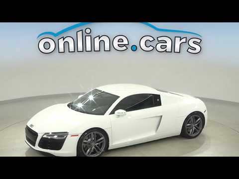 Pre-Owned 2014 Audi R8 4.2