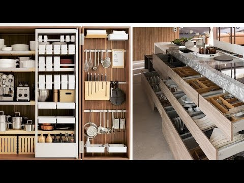 Clever kitchen Storage ideas to Maximize Your Kitchen Space