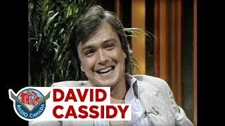 David Cassidy on why he left the Partridge Family, and the problems with being a millionaire, 1982