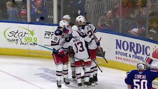 Wolf Pack vs. Sound Tigers | Feb. 23, 2020