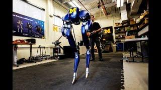 Cassie's Arrival   Michigan Robotics