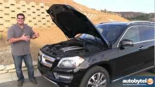 2013 Mercedes-Benz GL350 BlueTec Diesel Test Drive & Luxury SUV Video Review