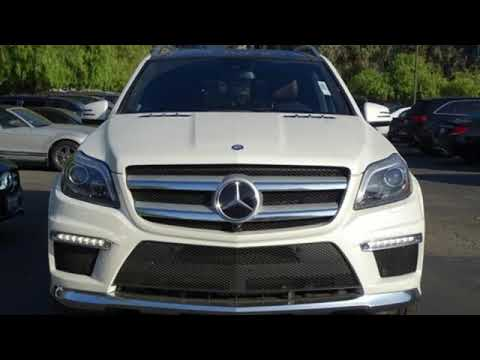 Used 2016 Mercedes-Benz GL San Francisco San Jose, CA #33806