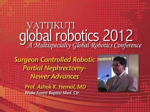 Surgeon Controlled Robotic Partial Nephrectomy - Newer Advances