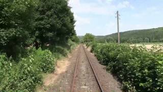 preview picture of video 'The Line Kaposvár - Siófok (Nr. 35)'
