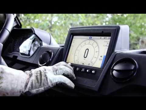 2020 Polaris RANGER CREW XP 1000 Premium + Ride Command Package in Ironwood, Michigan - Video 3