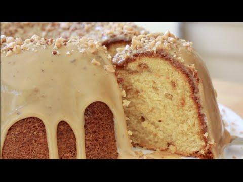 Video Brown Sugar Caramel Pound Cake ~ MAKE IT!!