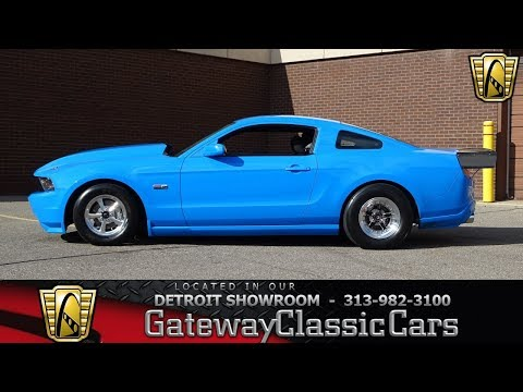 Video of '10 Mustang - MA5C