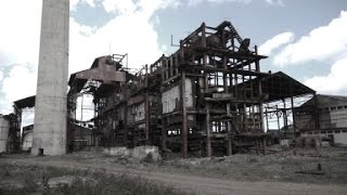 preview picture of video 'Urban Exploration - Sugarmill Constancia (Cienfuegos, Cuba)'