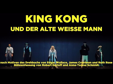 King Kong und der alte weiße Mann