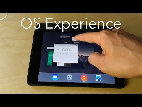 OS Experience Brings True Multitasking To The iPad