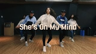 She's On My Mind - JP Cooper | Ruby Choreography