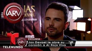 Jas Devael, fui el consentido de Juan Gabriel | Al Rojo Vivo | Telemundo