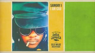 Samory-I - I Am Gad (prod. by Silly Walks Discotheque & Josi Coppola)