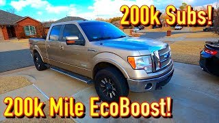 I Bought a $10K 200K Mile 2011 Ford F150 EcoBoost and it Broke! NOT CLICKBAIT