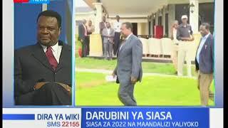 Dira ya wiki: Nafasi ya Raila katika uchaguzi wa 2022