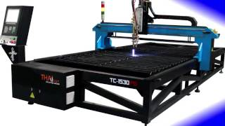 TSMcnc Plasma Cutting Machine