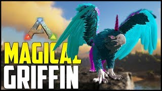 ᐈ GRIFFINCORN - MAGIC GRIFFIN TAME! - Ark Survival Evolved