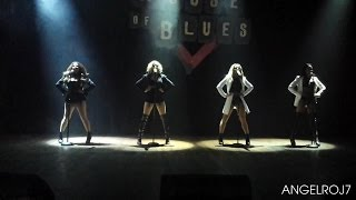 Danity Kane Live @ The House of Blues (#DKLA 12/16/13)