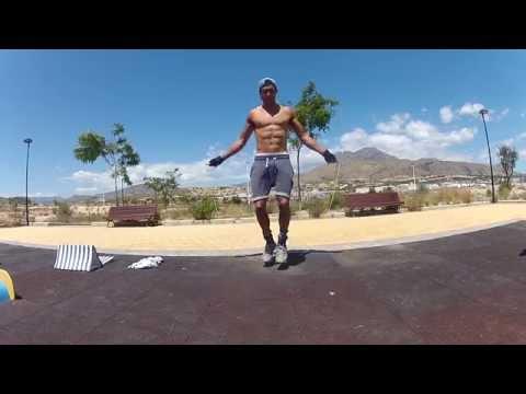 Los ejercicios para arreglar el peso excesivo