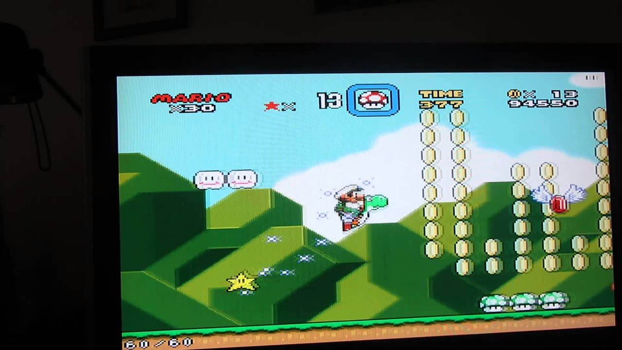 This Guy Made A Super Mario World Level To Propose To His Girlfriend