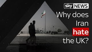 The Take: Why does Iran hate the UK?
