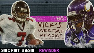 Michael Vick's iconic, highlight-reel moment in Minnesota deserves a deep rewind thumbnail