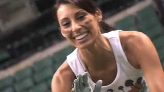 Lingerie Football League Tryouts