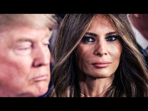 Trump FURIOUS After Catching Melania Watching CNN