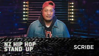 NZ Hip Hop Stand Up   Ep 5 - Scribe 'Stand Up'
