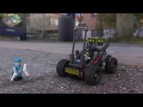 Vidéo LEGO The Batman Movie 70918 : Le Bat-Buggy