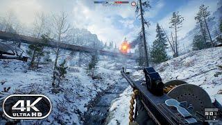 Battlefield 1 4K Gameplay Part 7 - Battlefield One Multiplayer BF1