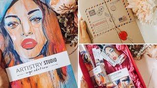 Косметика для создания эффектного макияжа #ArtistryStudio #krasa