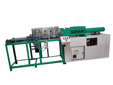 Auto Drive Dhoop Stick Making Machine