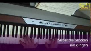 Süßer die Glocken nie klingen - Piano / Klavier HD Sound