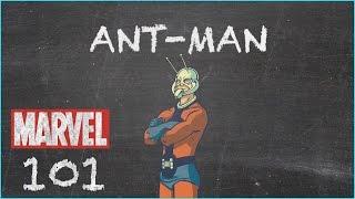 Ex-Con Scott Lang - Ant-Man
