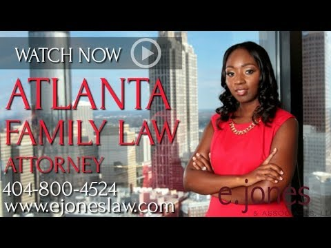 What Factors Determine Division of Marital Property for Divorce in Georgia?   E. Jones & Associates