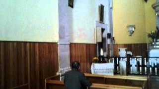 preview picture of video 'El Puesto Jalisco, templo del Sagrado Corazón. Octubre 2013'
