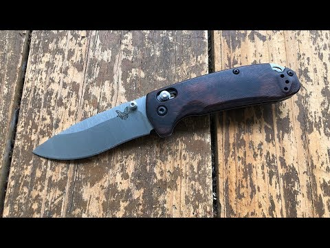 The Benchmade North Fork Pocketknife: The Full Nick Shabazz Review